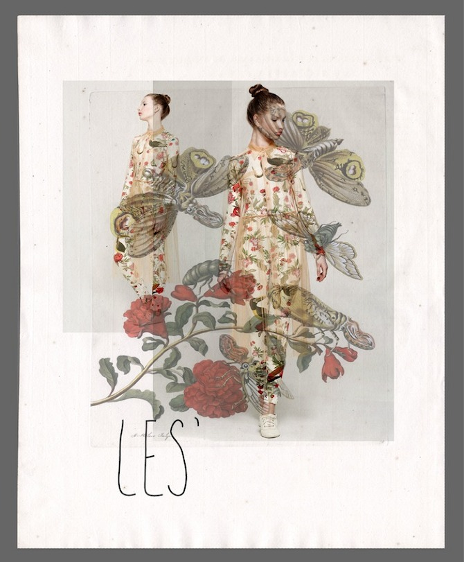 1 Les Collection by Lesia Paramonova in THISISPAPER MAGAZINE