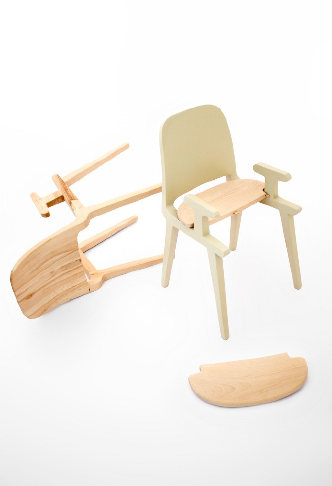 a.aric SILLY%20CHAIR Selected chairs by Antonio Arico in THISISPAPER MAGAZINE