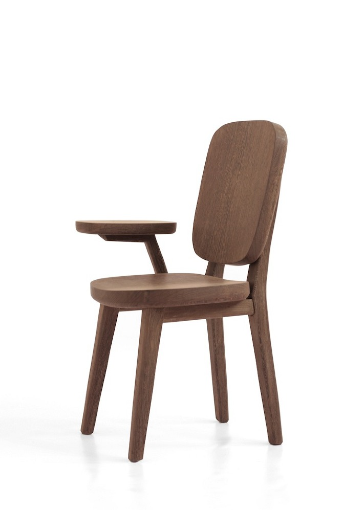 a.aric WAITRESS%20ARMCHAIR Selected chairs by Antonio Arico in THISISPAPER MAGAZINE