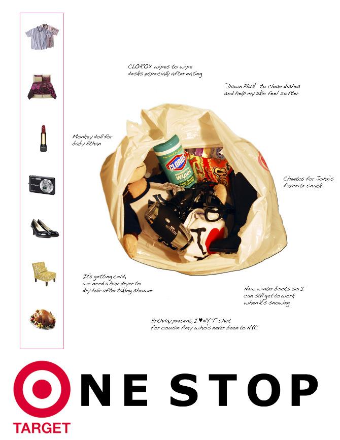 Target Ad Campaign - dahyunkim