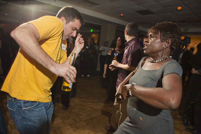 Cougar speed dating los angeles 2012