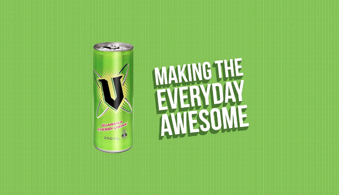 Is V Energy Drink Australia